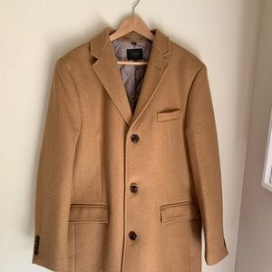 Jcrew Men's Wool Coat XL - 42R